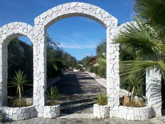 Villa Terra Nostra: esterno del B&B