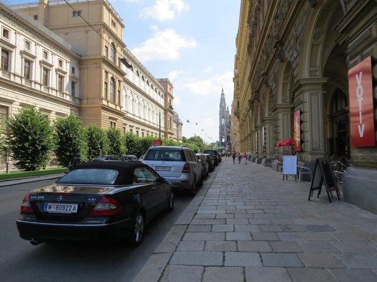 The Levante Laudon: Centro de Viena