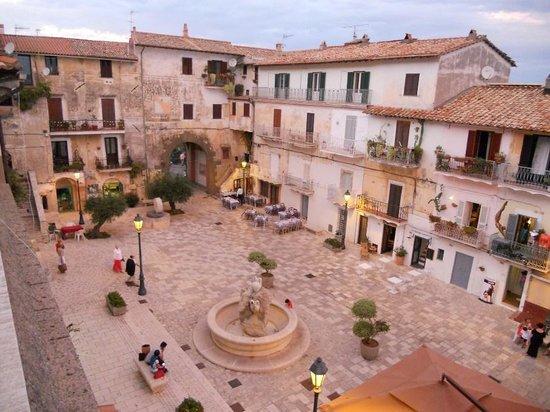 Circeo Peninsula: Centro Città