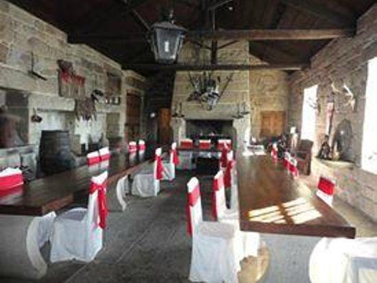 Convento de Alpendurada: Uma sala medieval