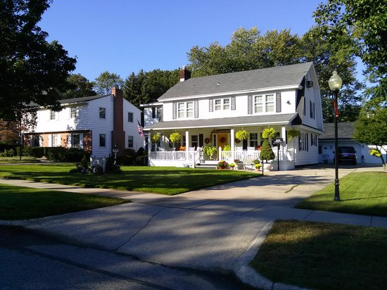 Dutch Colonial Inn: Hate to say goodbye....