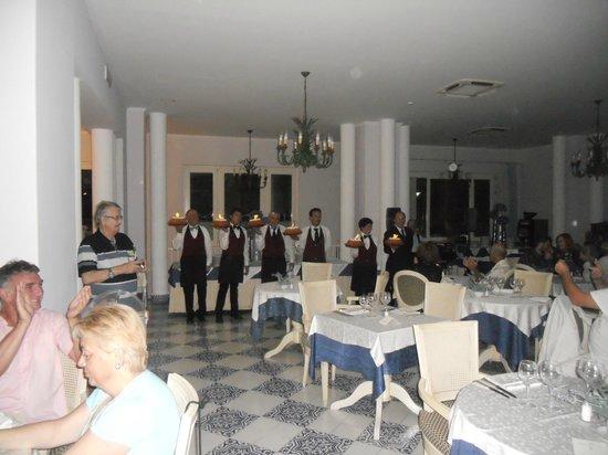 Gran Paradiso Hotel: .