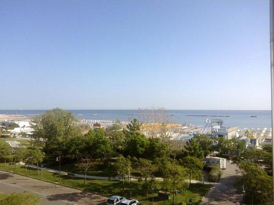 Hotel Residenza Lido: ...e poi godiamoci il panorama !....