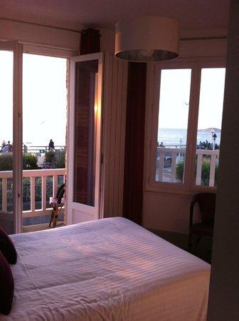 Hotel Le Rayon Vert: Chambre 11