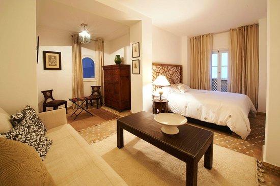 Albarnous Maison d'Hotes: Suite Mohamed Choukri