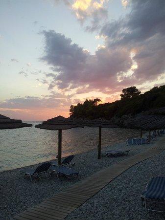 Adrina Beach : Evening