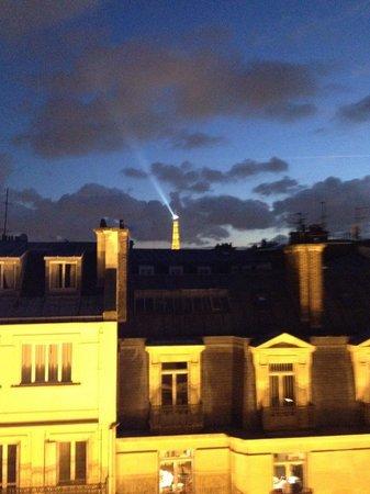 Sofitel Paris Arc de Triomphe : View from room