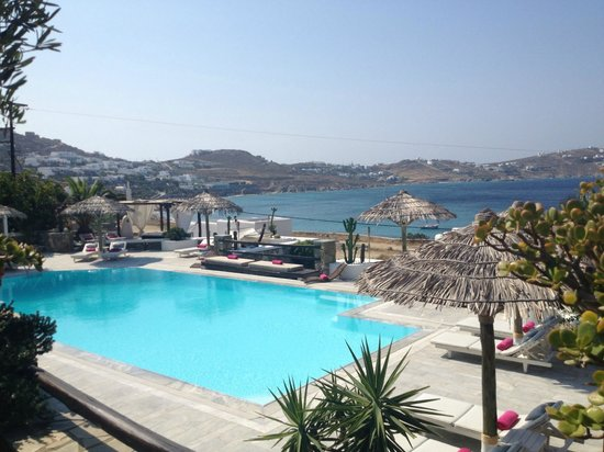 Apollonia Hotel & Resort : Swimming pool