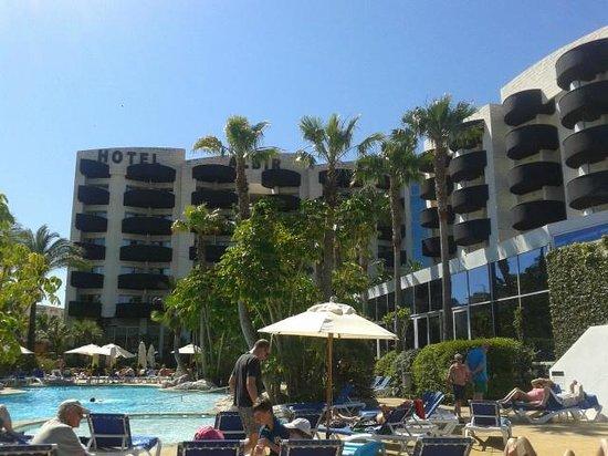 Albir Playa Hotel & Spa: Donde desconectas de todo...