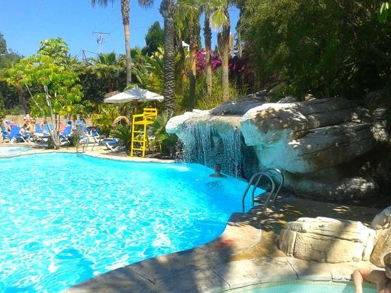 Albir Playa Hotel & Spa: Como en el caribe!