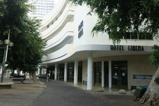 Cinema Hotel Tel Aviv - an Atlas Boutique Hotel: Cinema Hotel