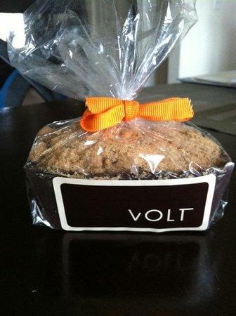 "Volt: Little ""parting"" gift"