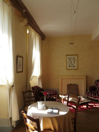 La Porte Guillier B&B: Our room
