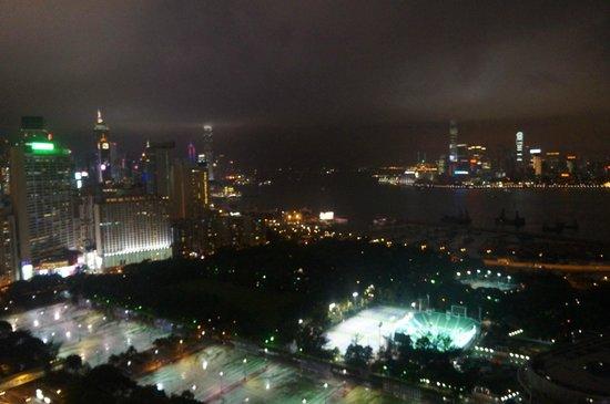 Window View - Metropark Hotel Causeway Bay Hong Kong: 2