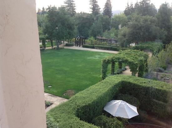 Hyatt Regency Sonoma Wine Country: View from room 332