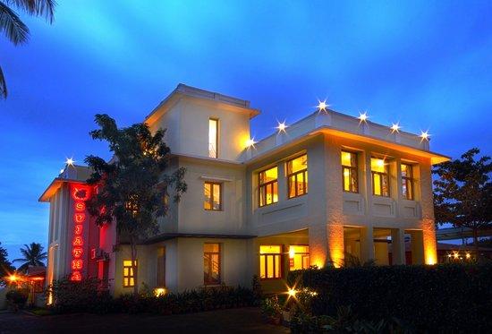 Hotel Sujatha Residency