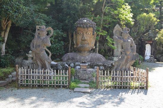 Fukusenji Temple: buda 22,09,2013