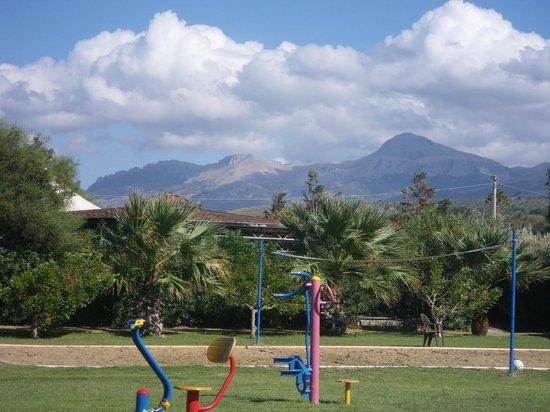 Acacia Resort Parco dei Leoni: LE JARDIN