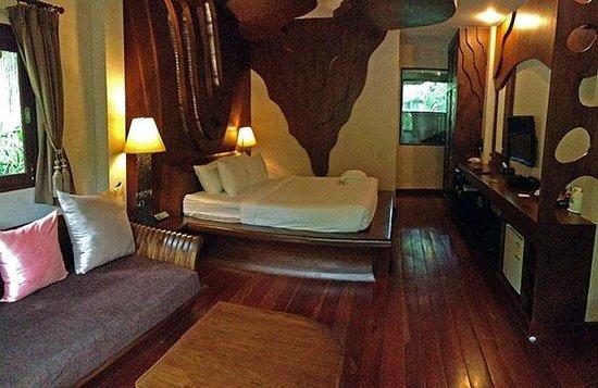 Bura Resort: Villa Bedroom