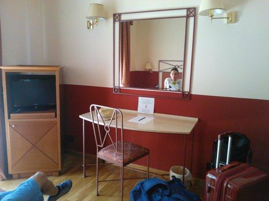 Hotel Semifonte: Stanza, particolare