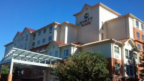 Hyatt Place Philadelphia / King of Prussia: Exterior of the Hyatt Place