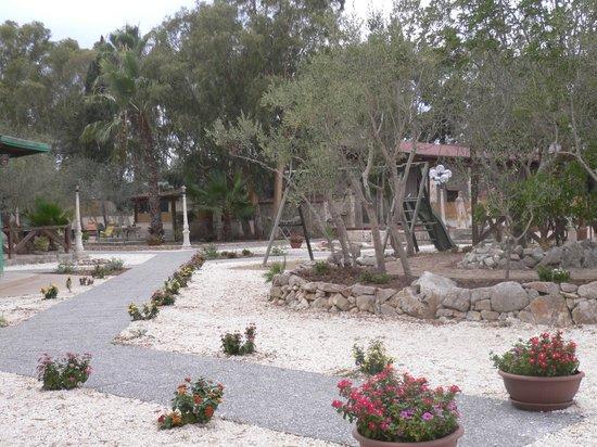 Giardini Sausari : vista giardino