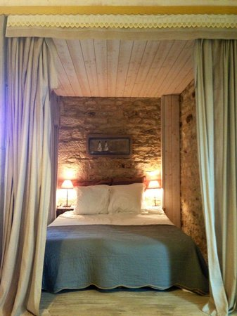 Moulin de Buffiere: Our room