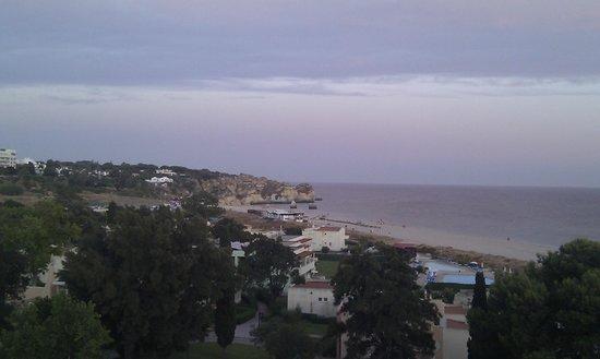 Pestana Dom Joao II: View from the balcony