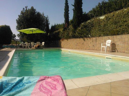 Hotel Semifonte : Piscina