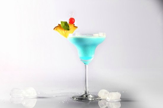 Hotel Sujatha Residency : ACTUAL MOCKTAIL PIC TAKEN AT OUR RESTAURANT