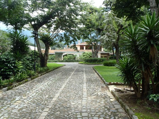 Finca Filadelfia Coffee Resort & Tours: Entrance area