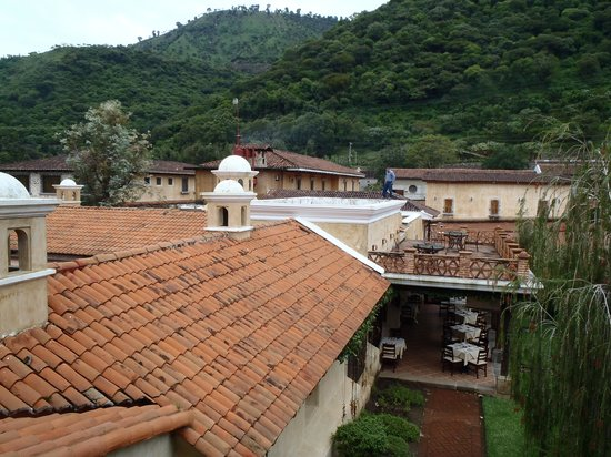 Finca Filadelfia Coffee Resort & Tours: View from one of the sitting nooks