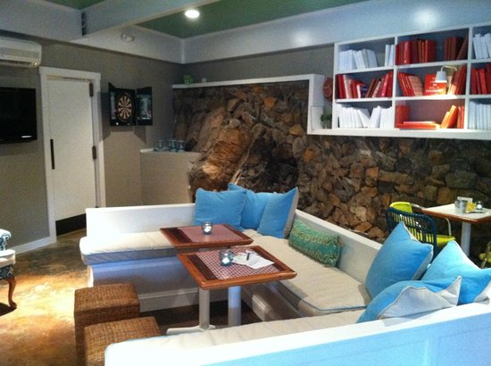 The Lodge on the Cove : Family Area