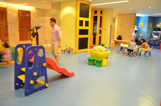 Sheraton Dameisha Resort: Kids Playroom