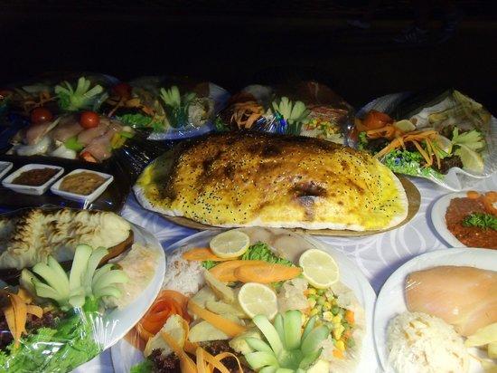 REIS in the KITCHEN : overzicht van eten van bij Reis