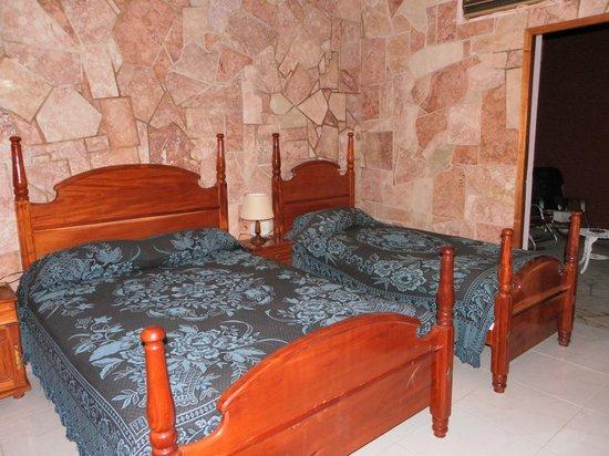 Colonial Carlos : Chambre à coucher