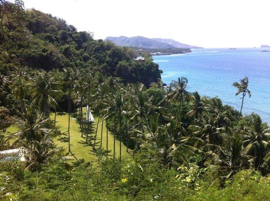 Amankila : the coconut grove