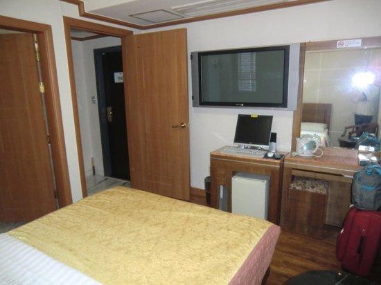 Benikea Noble Hotel : double room