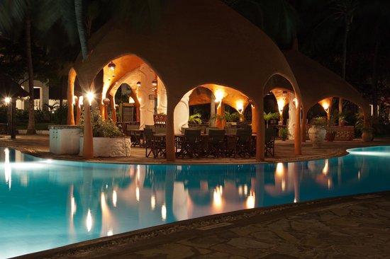 Southern Palms Beach Resort: Grillrestaurant