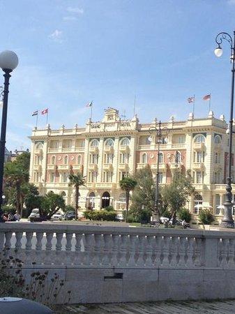 Grand Hotel Cesenatico: settembre 2013