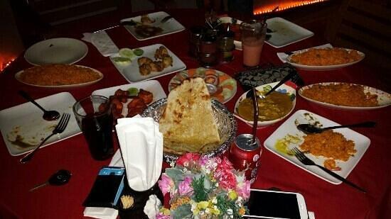 Msafiri Indian Restaurant: what a fantastic meal... ☆★☆★☆