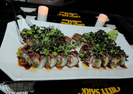 Pisces Sushi and Global Bistro: Surf and Turf