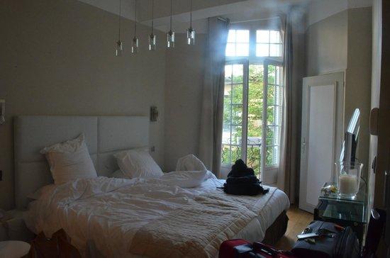 Hotel de France: Moderno e aconchegante