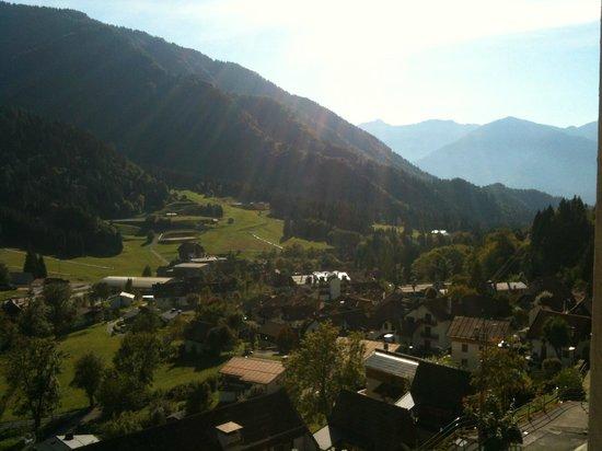 Hotel Bellavista: panorama