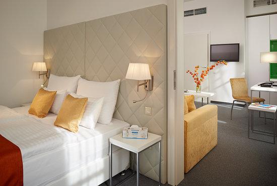 La Prima Fashion Hotel Vienna: suite 2
