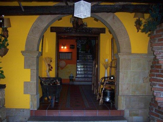 Posada El Valle: Hall