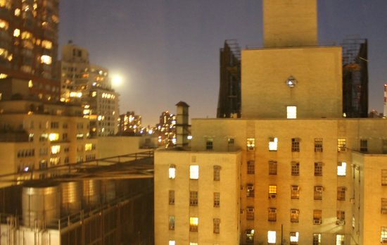 New York Presbyterian Guest Facility: View from room