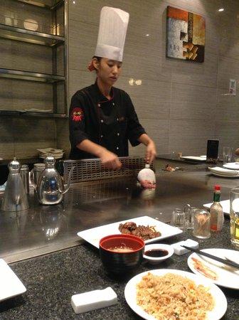 Qing Yun Teppanyaki