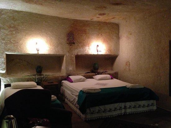Cappadocia Abras Cave Hotel : cave hotel