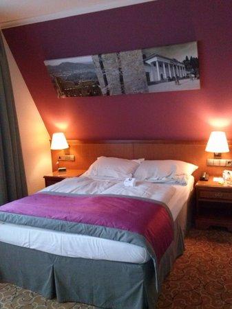 Leonardo Royal Hotel Baden-Baden: chambre